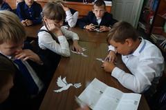 Единый час духовности в детской библиотеке