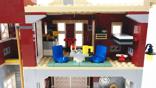 LEGO Creator Winter Village Fire Station (10263)