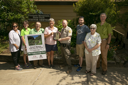 Arkansas Master Gardeners Project of the Year