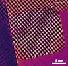 Cerium Oxide Nanocube