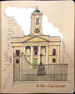 St Pauls Cheltenham