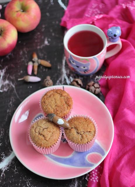 elmalı muffin 007