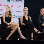 Caroline Wozniacki, Petra Kvitova, Elina Svitolina, Kiki Bertens