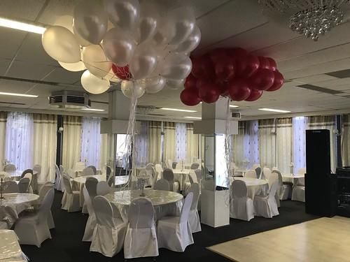 Heliumballonnen Stormpolder Capelle aan den IJssel