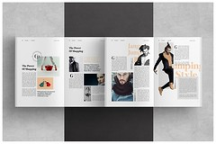 One Checklist That You Should Keep In Mind Before Attending Design Of Magazine | design of magazine