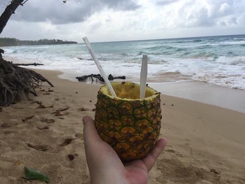 Pina Colada - Playa Grande - Rio San Juan