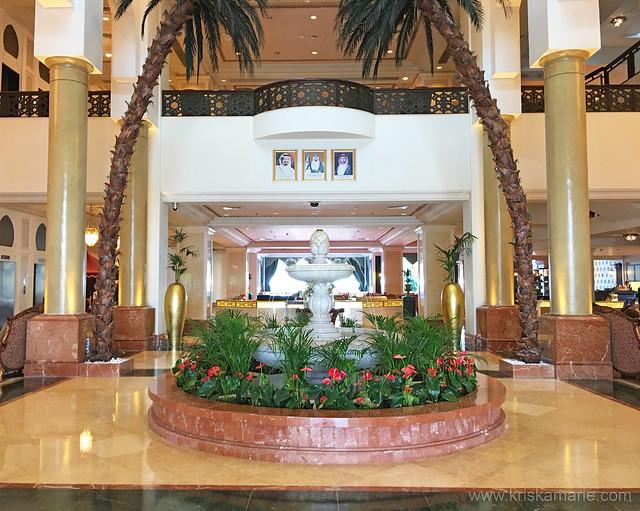Ajman Hotel Lobby 3