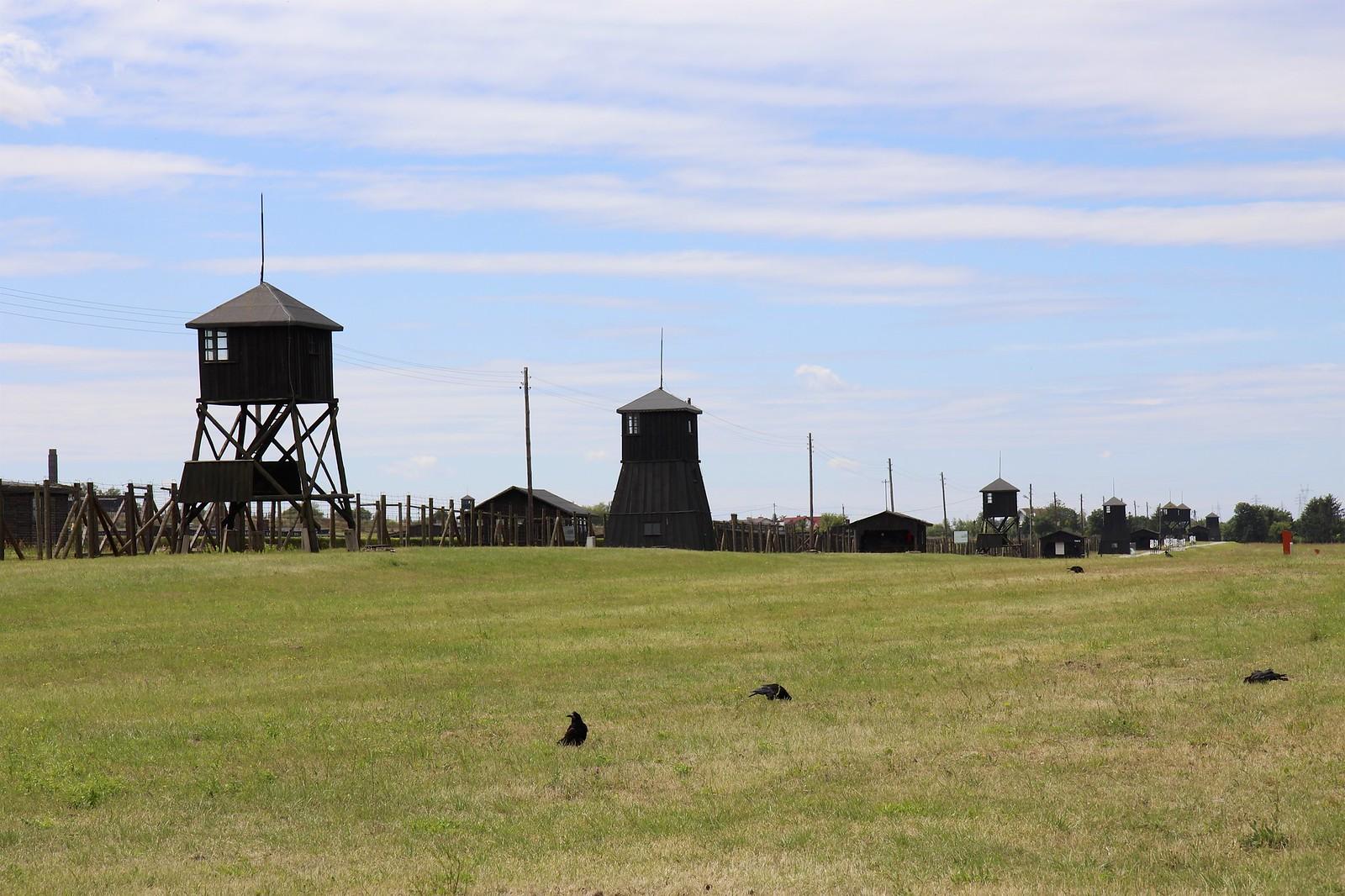 Majdanekin keskitysleiri Lublinissa