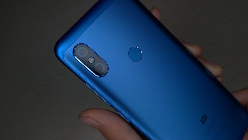 Xiaomi Redmi Note 6 Pro 開封 (24)