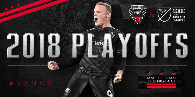 D.C. United Playoffs