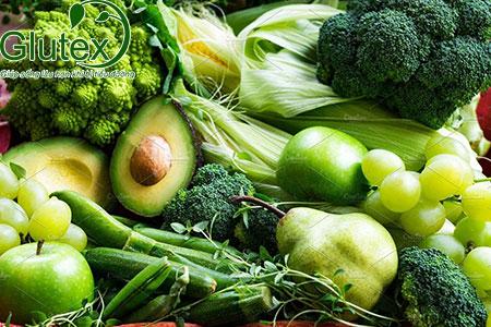 Chế độ ăn nhiều rau xanh có lợi cho người bệnh tiểu đường