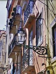 B. Alto, Lisboa Fachadas