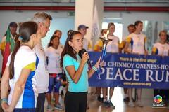 """Tocha da Paz - """"Peace Run"""""""