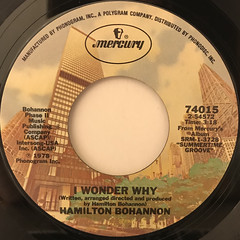 HAMILTON BOHANNON:LET'S START THE DANCE(LABEL SIDE-B)