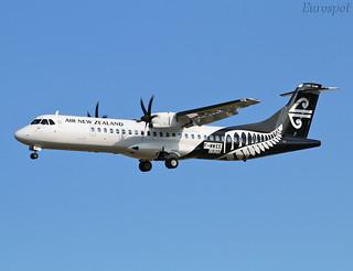 F-WWEE ATR72 Air New Zealand