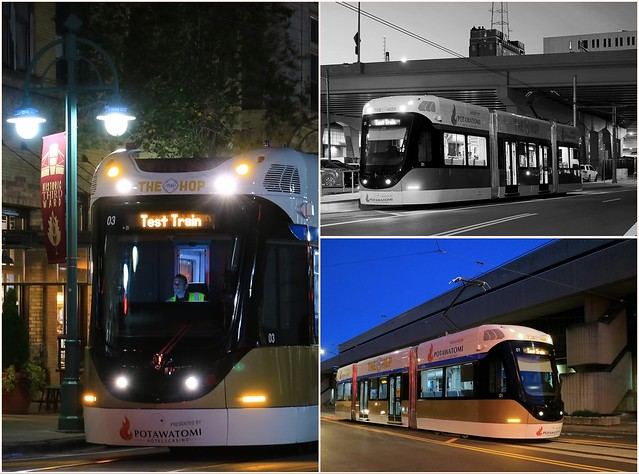 Night and the Streetcars