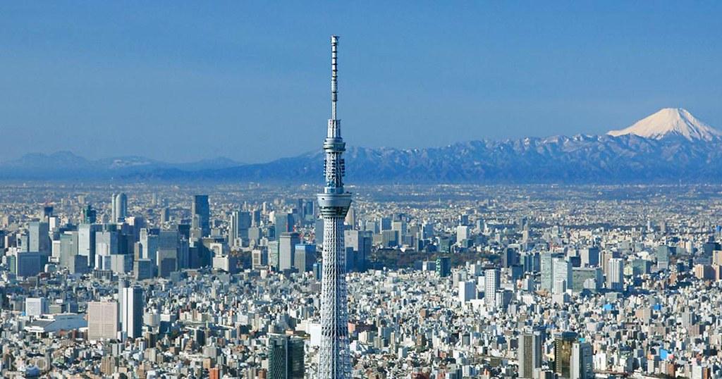 東京晴空塔展望台墨田水族館超值套票