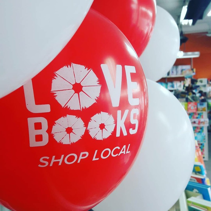 NZ Bookshop Day 2018