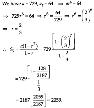 NCERT Solutions for Class 11 Maths Chapter 9 Sequences and Series 53