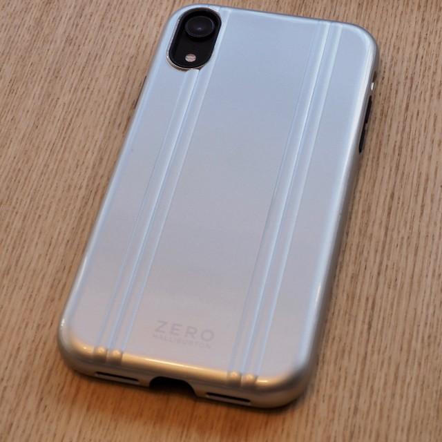 iPhone XR ケース ゼロハリバートン