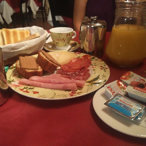 Villarmentero de Campos | La Casona de Petra | Desayuno