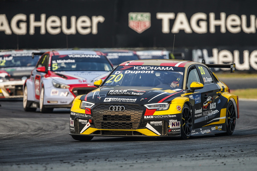 20 DUPONT Denis, (bel), Audi RS3 LMS TCR team Comtoyou Racing, action during the 2018 FIA WTCR World Touring Car cup of China, at Ningbo  from September 28 to 30 - Photo Jean Michel Le Meur / DPPI