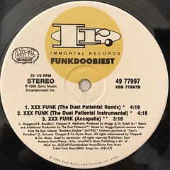 FUNKDOOBIEST:XXX FUNK(LABEL SIDE-B)