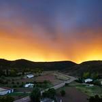 11. Oktoober 2018 - 19:55 - Atardecer de tormenta. stormy Sunset.