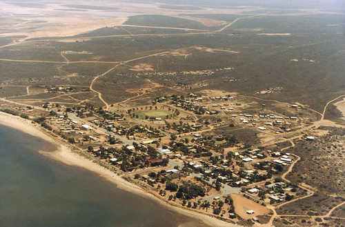 Onslow From The Air