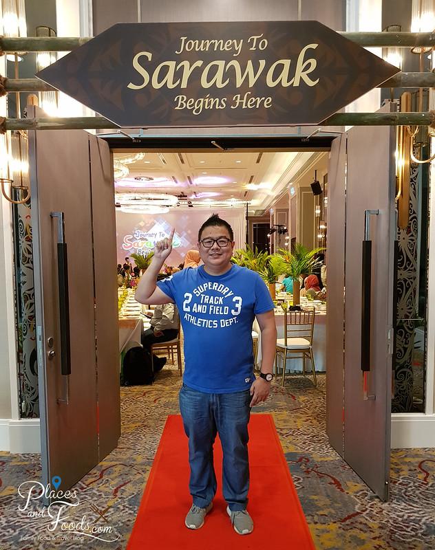 sarawak tourism board event kuala lumpur
