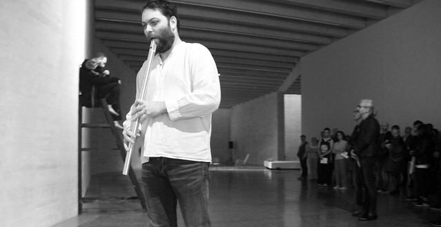 BOTÍN CAPTURADO EN TIERRA EXTRANJERA - III FESTIVAL UROGALLO DE POESÍA EXPANDIDA - MUSAC 20.10.18