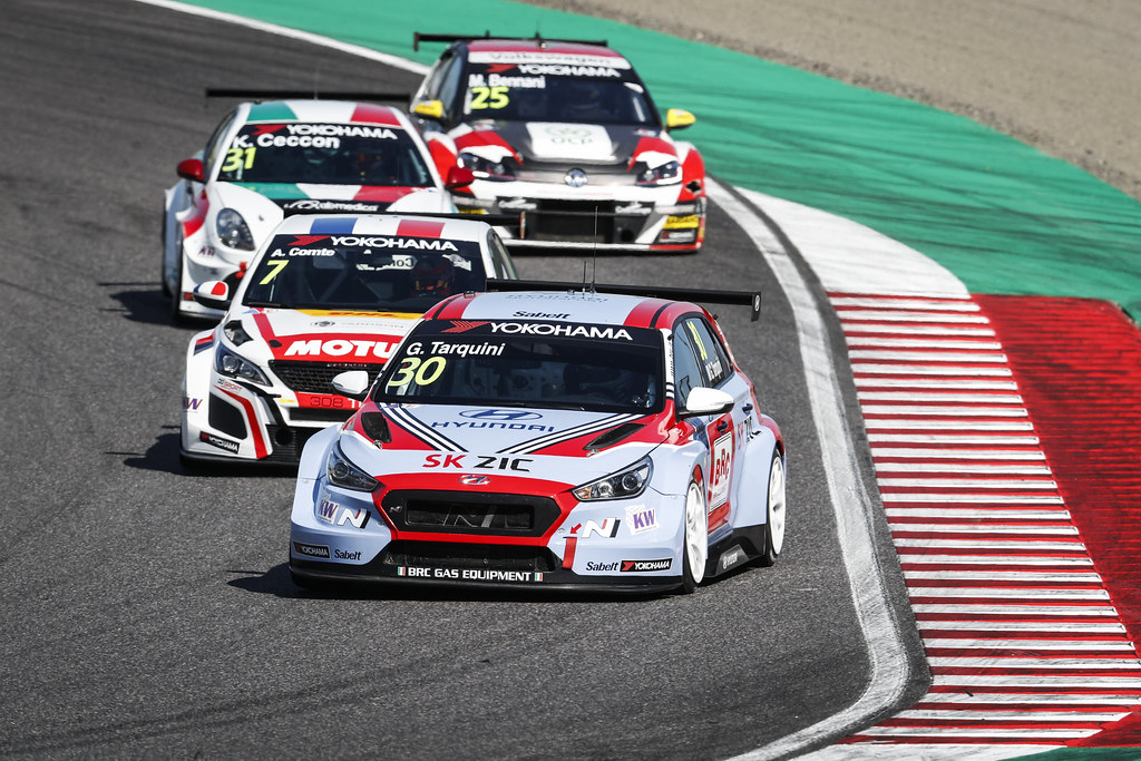 30 TARQUINI Gabriele, (ita), Hyundai i30 N TCR team BRC Racing, action during the 2018 FIA WTCR World Touring Car cup of Japan, at Suzuka from october 26 to 28 - Photo Clement Marin / DPPI