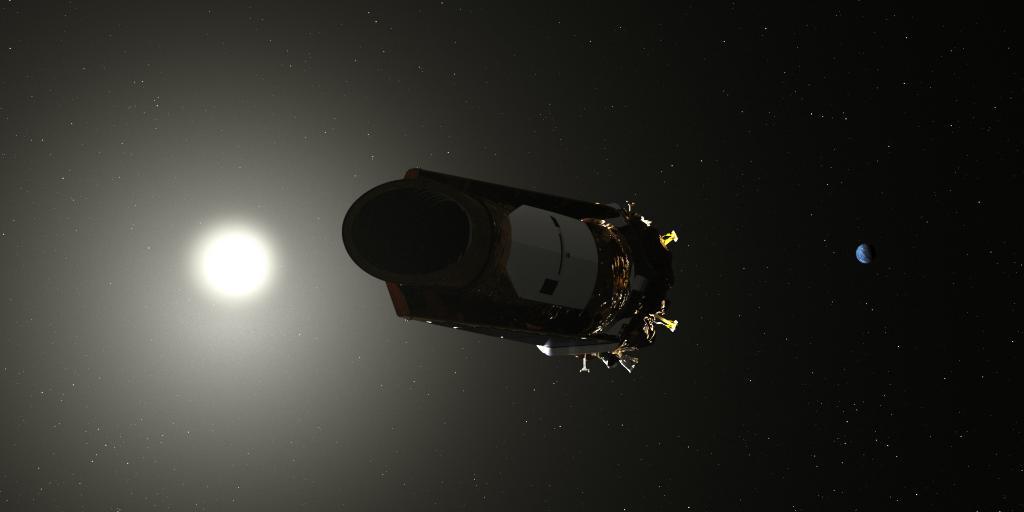 NASA : Kepler le télescope spatial est mort