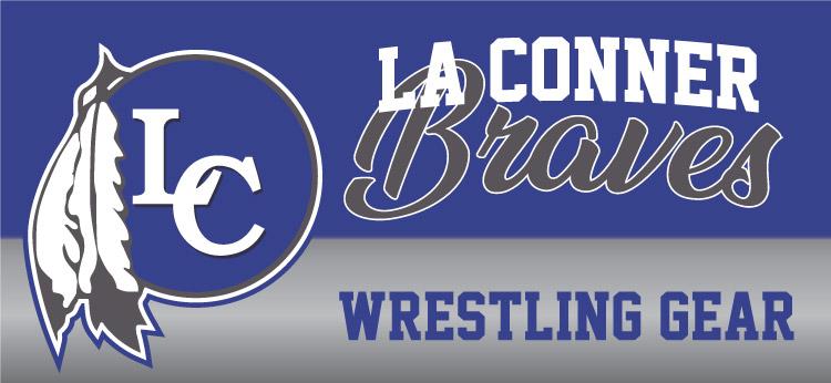 La Conner Braves Wrestling Gear