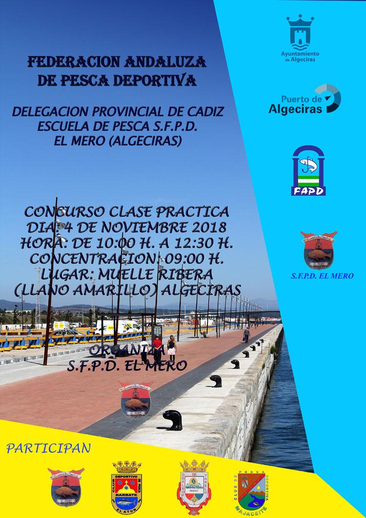 El domingo finaliza la V Edición de la Escuela de Pesca de la Sociedad El Mero