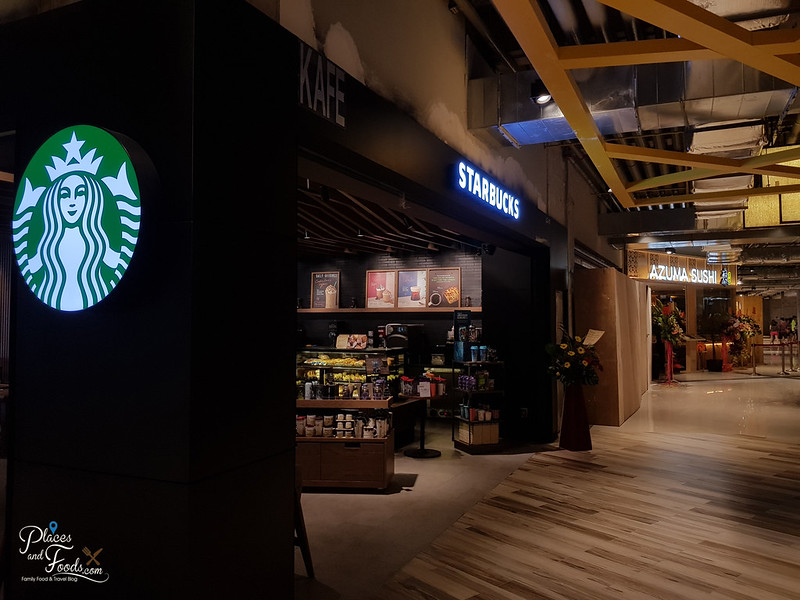 eko cheras mall starbucks