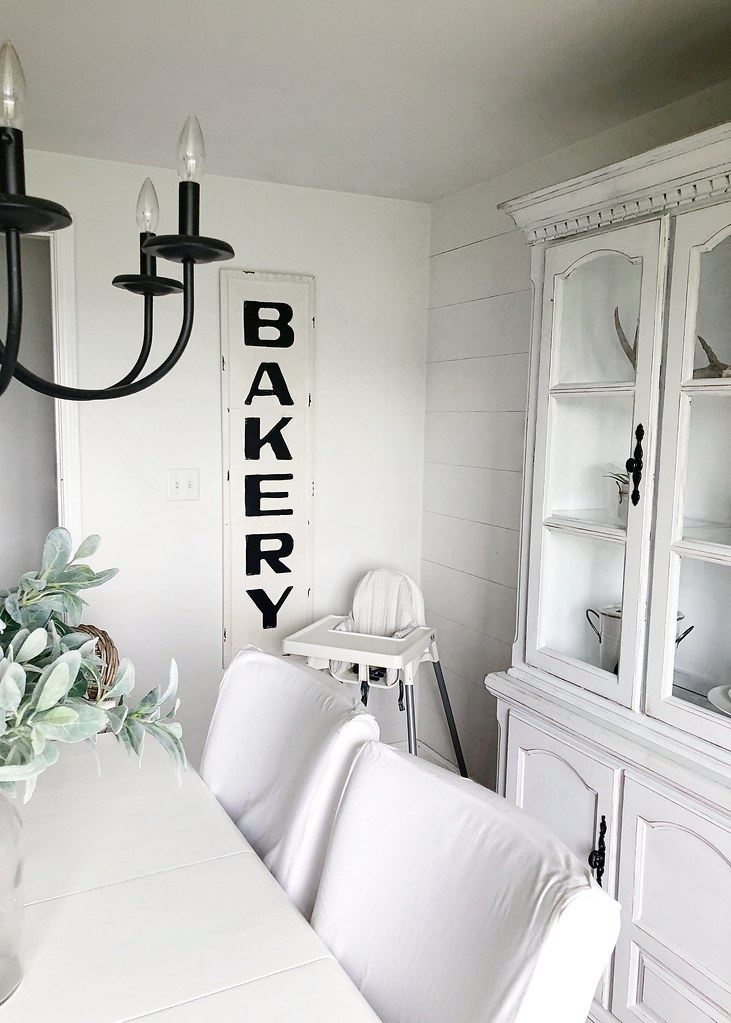 Bakery Sign Farmhouse Dining