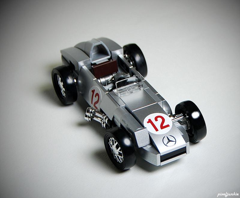 LEGO Mercedes-Benz W196