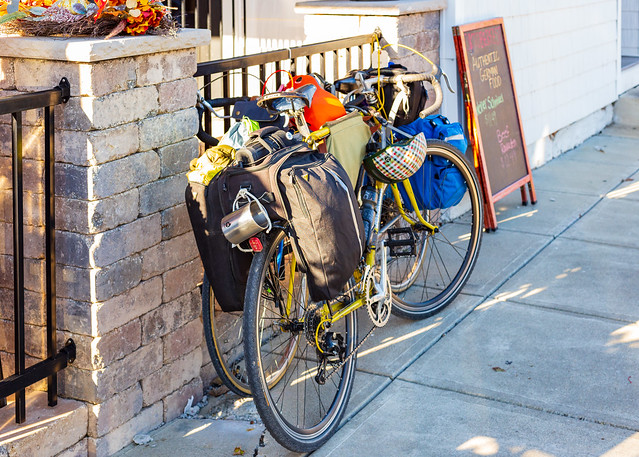 Bike Packing to Massilon