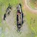 Boat wrecks - Gosport UK by thephantomzone2018