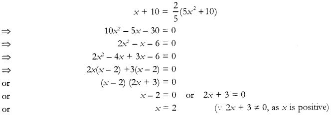CBSE Sample Papers for Class 10 Maths Paper 9 26