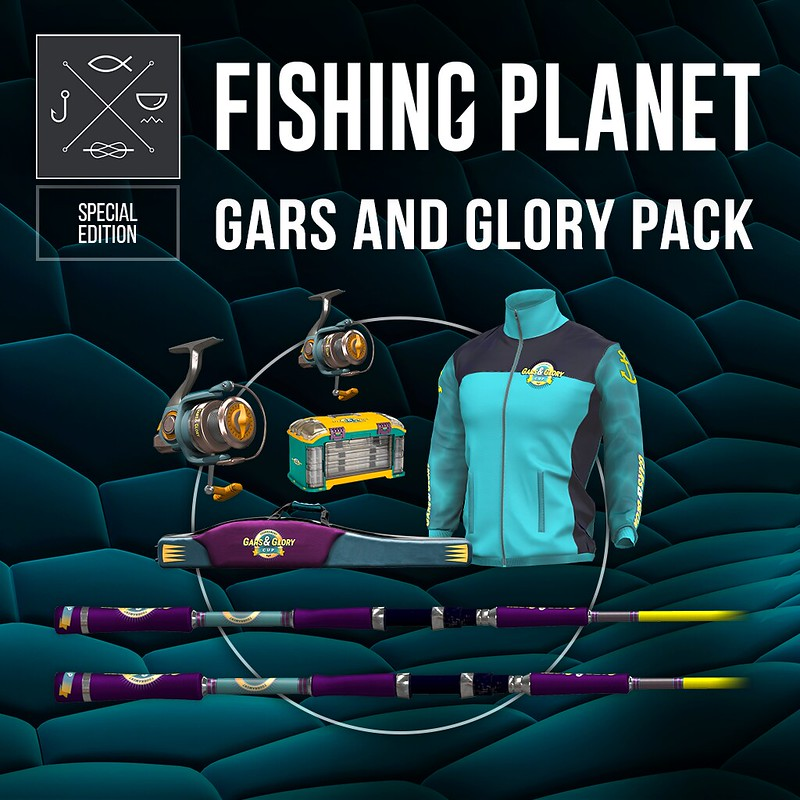 Fishing Planet: Gars&Glory Pack