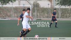 Universidad-Aspe (1-0) Fotos: J. A. Soler
