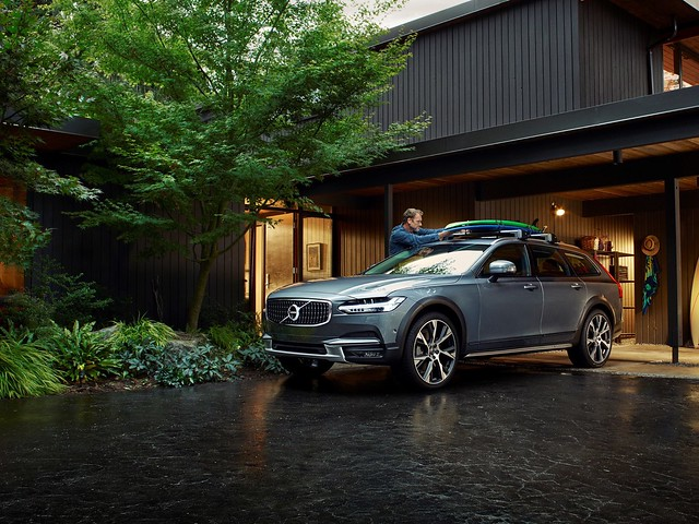 Comprar Volvo V90 Cross Country