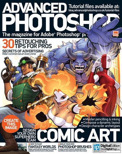 Advanced Photoshop 2014 126 September