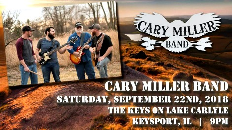 Cary Miller Band 9-22-18