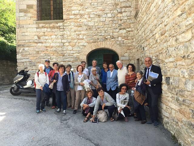 2018.09.07/09 Monastero Fonte Avellana (PU) - Convegno sul lavoro