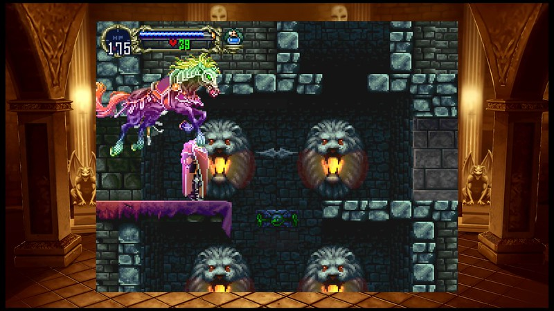 Castlevania Requiem brings two classics to PlayStation 4