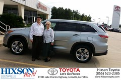 #HappyBirthday to Rudolph from Cindy Crosby at Hixson Toyota of Leesville!