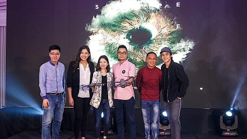 Mavic 2 series launching at Dusit Thani Makati